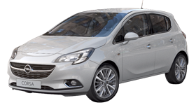 Opel Corsa - Grupo B