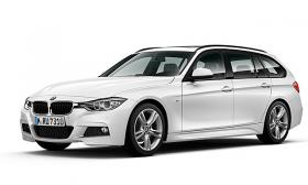 BMW 320d Touring (Automatico)