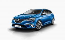 Renault Megane Station - Group E